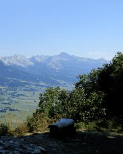 méditation sophrologie relaxation en montagne
