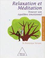 bibliographie sophrologie-Relaxation et Meditation